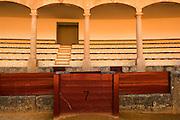 Ronda's famous bull ring, Andalucia