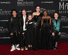 Maleficent: Mistress of Evil Premiere - 1 Oct 2019