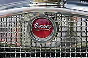 Henney front Logo,Keeneland Concours D'Elegance,Lexington,Ky.