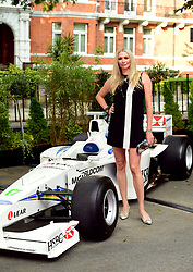 Jodie Kidd attending the End the Silence Charity Fundraiser at Abbey Road Studios, London.