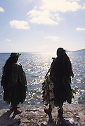 Lei Greeters, French Polynesia<br />