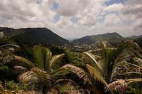 Trinidad and Tobago, Port of Spain. September, 2009.