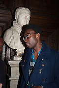 Nathan Stewart-Jarrett, The Almeida Theatre  celebrates Mike Attenborough's 11 brilliant years as Artistic Director. Middle Temple Hall,<br /> Middle Temple Lane, London, EC4Y 9AT
