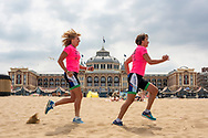 Runners Cora & Nellie