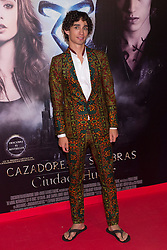Robert Sheehan during 'The Mortal Instruments: City of Bones' premiere at Callao cinema in Madrid, Spain, Thursday 22nd August, 2013. Photo by Ivan L. Naughty / DyD Fotografos / i-Images.<br /> SPAIN OUT