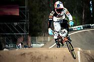 #148 (VAN GENDT Twan) NED at the 2014 UCI BMX Supercross World Cup in Santiago Del Estero, Argentina.