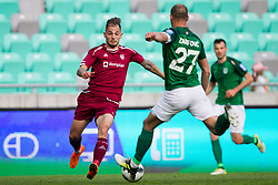 Aris Zarifovic of NK Olimpija Ljubljana during football match between NK Olimpija Ljubljana and NK Triglav Kranj in Round #31 of Prva liga Telekom Slovenije 2017/18, on May 6, 2018 in SRC Stozice, Ljubljana, Slovenia. Photo by Urban Urbanc / Sportida