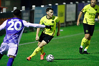 Connor Jennings. Wealdstone FC 2-5 Stockport County. Vanarama National League. 13.10.20