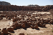 SHOT 5/22/17 9:42:29 AM - Emery County is a county located in the U.S. state of Utah. As of the 2010 census, the population of the entire county was about 11,000. Includes images of mountain biking, agriculture, geography and Goblin Valley State Park. (Photo by Marc Piscotty / © 2017)