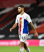 Ryan Inniss (45) of Crystal Palace during the EFL Cup match between Bournemouth and Crystal Palace at the Vitality Stadium, Bournemouth, England on 15 September 2020.