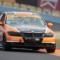 Watkins Glen, NY - Jul 01, 2016:  The Continental Tire Sports Car Challenge teams take to the track for a practice session for the Continental Tire Challenge at Watkins Glen International in Watkins Glen, NY.