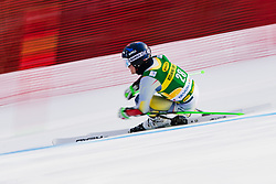 Solheim Fabian Wilkens (NOR) during the Audi FIS Alpine Ski World Cup Men's Giant Slalom at 60th Vitranc Cup 2021 on March 13, 2021 in Podkoren, Kranjska Gora, Slovenia Photo by Grega Valancic / Sportida