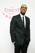 Common at the The Edmont Society Affair:  A Benefit for Reader and Writers with a performance by Common and Maya Angelou held at The Friars Club on October 27,, 2008