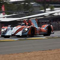 #15 Oak Pescarolo Judd, Oak Racing, Drivers: Montagny, Baguette, Kraihamer, Le Mans 24H, 2012
