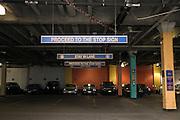 indoor garage entree