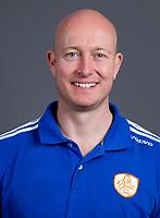 Den Bosch - 2012 Jong Oranje dames , U18, Sander Schouwstra.  COPYRIGHT KOEN SUYK