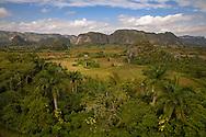 Mogotes of Vinales Valley, Pinar del Rio, Cuba