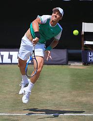 20170614, ATP Tour World, MercedesCup, Weissenhof Stuttgart,Tennis Sport, im Bild:..Tomas Berdych (CZE)..*Copyright by:  Philippe Ruiz..Oberbrunner Strasse 2.81475 MŸnchen, .Tel: 089 745 82 22, .Mobil: 0177 29 39 408..( MAIL:  philippe_ruiz@gmx.de ) ..Homepage: www.sportpressefoto-ruiz.de. (Credit Image: © Philippe Ruiz/Xinhua via ZUMA Wire)