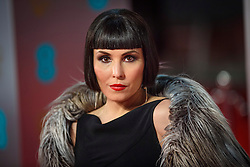 Noomi Rapace attending the EE British Academy Film Awards held at the Royal Albert Hall, Kensington Gore, Kensington, London. Picture date: Sunday February 12th, 2017. Photo credit should read: Matt Crossick/ EMPICS Entertainment.