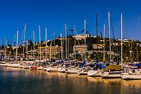 Boat harbor, Port Plaissance, Noumea, Grand Terre, New Caledonia
