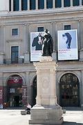 Royal Theatre (Teatro Real) Madrid, Spain