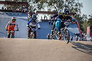 #100 (MAHIEU Romain) FRA during practice at Round 9 of the 2019 UCI BMX Supercross World Cup in Santiago del Estero, Argentina