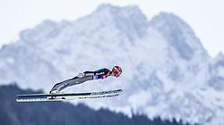 31.12.2013, Olympiaschanze, Garmisch Partenkirchen, GER, FIS Ski Sprung Weltcup, 62. Vierschanzentournee, Qualifikation, im Bild Danny Queck (GER) // Danny Queck (GER) during qualification Jump of 62nd Four Hills Tournament of FIS Ski Jumping World Cup at the Olympiaschanze, Garmisch Partenkirchen, Germany on 2013/12/31. EXPA Pictures © 2014, PhotoCredit: EXPA/ JFK
