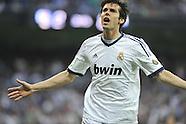 Real Madrid v Real Valladolid 050513