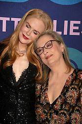 May 29, 2019 - New York City, New York, U.S. - Actresses NICOLE KIDMAN and MERYL STREEP attend HBO's Season 2 premiere of 'Big Little Lies' held at Jazz at Lincoln Center. (Credit Image: © Nancy Kaszerman/ZUMA Wire)