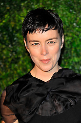 Olivia Williams attends the 58th London Evening Standard Theatre Awards in association with Burberry, London, UK, November 25, 2012. Photo by Chris Joseph / i-Images.