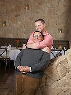 Scott Kuhn and Chris Hodgson Driftwood Catering