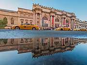 The American Museum of Natural History is the pride of residents on the Upper West Side of Manhattan, New York City.