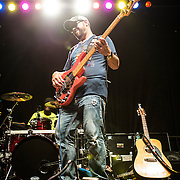 September 20, 2014 Rock Hill South Carolina  Robert Johnson Jr. & Pam Taylor of the Stolen Hearts perform at the Tawba Fest.
