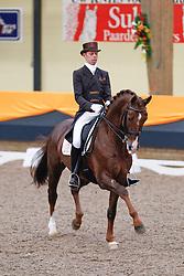 Minderhoud Hans Peter (NED) - IPS Tango<br /> KNHS Indoorkampioenschappen 2010<br /> © Hippo Foto - Leanjo de Koster