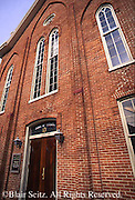 PA Historic Places, Sons of Israel Synagogue, King St., Chambersburg, PA, Franklin Co.