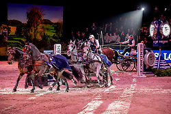De Ronde Koos, NED, Favory, Favory Allegra Futar, Tjibbe, Oosterwijk's Kasper<br /> JIM Maastricht 2018<br /> © Hippo Foto - Dirk Caremans<br /> 25/11/2018