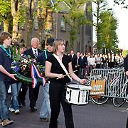 NLD/Huizen/20080504 - Dodenherdenking 2008 Huizen,