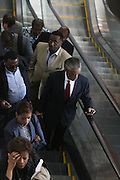 April 17, 2012 Washington, D.C: Rev. Al Sharpton arrives to attend Rev. Al Sharpton's  2012 National Action Network Convention held at the Walter E. Washington Convention Center from April 11-14, 2012 in Washington, D.C ..National Action Network (NAN) is one of the leading civil rights organizations in America and is at the forefront of the social justice movement, confronting issues such as police misconduct and abuse, voter rights, education, workers' right, healthcare awareness, anti-violence and more. Founded in New York City in 1991 by Rev. Al Sharpton and a group of activists, NAN is committed to the principles of nonviolent activism and civil disobedience as a direct outgrowth of the movement that was lead by the Rev. Dr. Martin Luther King, Jr. .(Photo by Terrence Jennings)