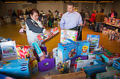 Milpitas Fire Department Toy Drive