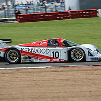 #10 Porsche 962 CK6/88 2.8l, Kremer Racing, here photographed at the Silverstone Classic 26 July 2008