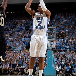 2011-02-15 Wake Forest at North Carolina basketball
