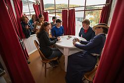 Parks Canada Historic Walking Tour in Dawson City, Yukon