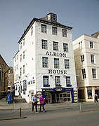 Albion House, St Peter Port, Guernsey, Channel Islands, UK