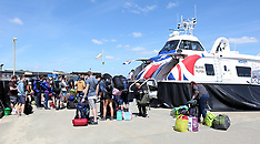 Isle  of Wight Arrivals Hover