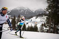 February 22, 2019 - Seefeld In Tirol, AUSTRIA - 190222 Therese Johaug of Norway at a cross-country skiing training session during the FIS Nordic World Ski Championships on February 22, 2019 in Seefeld in Tirol..Photo: Joel Marklund / BILDBYRN / kod JM / 87881 (Credit Image: © Joel Marklund/Bildbyran via ZUMA Press)