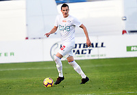 Fotball, 12. februar 2019 , Privatkamp , Vålerenga - Rostov<br /> Valerenga<br /> <br /> Johan Lædre Bjørdal  , VIF<br /> Johan Ladre Bjordal<br /> Johan Laedre Bjoerdal