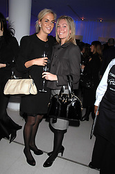Left to right, LADY LOUISA COMPTON and OLIVIA BUCKINGHAM attending the Tag Heuer party where an exhibition of photographs by Mary McCartney celebrating 15 exception women from 15 countries was unveiled at the Royal College of Arts, Kensington Gore, London on 8th February 2007.<br /><br />NON EXCLUSIVE - WORLD RIGHTS