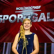 NLD/Amsterdam/20161221 - NOC*NSF Sportgala 2016, Liesette Bruinsma