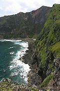 Down Rope Beach, Pitcairn Island<br />