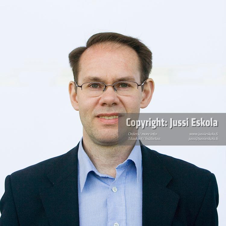 Tuomo Saarnio. HJK, 2007. Photo: Jussi Eskola